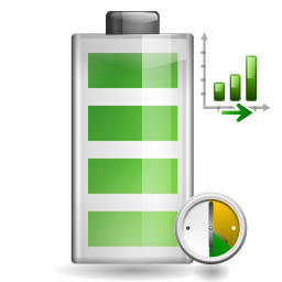 Increased battery efficiency