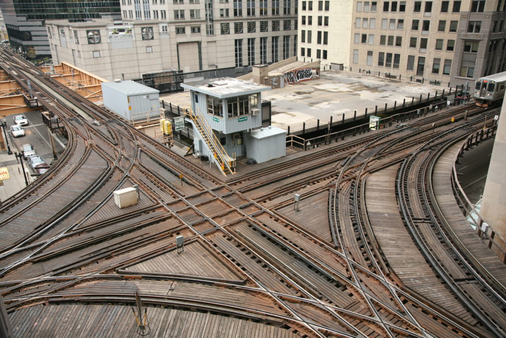 Loop Junction in Chicago